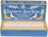 Lanolin Agg-Tval Eggwhite Facial Soap, Box/6 Bars by Victoria Sweden