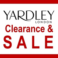 Yardley London Fragrance Sale