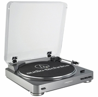 Audio-Technica Fully Automatic Stereo Turntable System (AT-LP60)<!--ATLP60-->