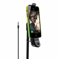 Belkin TuneBase Hands-Free AUX for iPhone 5, 5s, 5c, and iPod Touch 5th Gen (F8J037BT)<!--F8J037BT-->