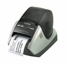 Brother Professional High Resolution Label Printer with P-Touch Software - QL-570