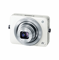 Canon PowerShot N-Series 28mm Wide-Angle Lens Digital Camera with 12.1 Mega Pixels, CMOS and 8x Optical Zoom (8231B020AA)<!--8231B020AA-->