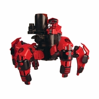 Combat Creatures Attacknid MK1 Battling Spider Toy Robot with Remote Control, Ultra Controllable Disc-Firing Weapon System, 6-Legged Robotics with Advanced All-Terrain Handling<!--ATTACKNID-->