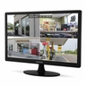 "DEFENDER� 24"" Super Slim High Resolution LED Monitor with Stand &VESA Mount Compatibility"