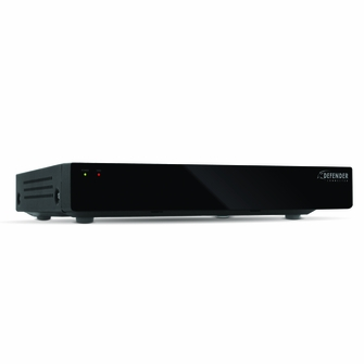 Defender Connected 8CH H.264 500GB Smart Security DVR with Smart Phone Compatibility - 21012<!--21012-->