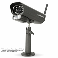 Defender® Digital Wireless Long Range Camera with Night Vision and IR Cut Filter for PHOENIXM2 DVR Security System<!--PHOENIXM2C-->