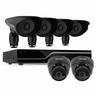 Defender PRO Sentinel 8CH H.264 1 TB Smart Security DVR  with 4 PRO / 2 Dome Cameras and Smart Phone Compatibility (21188)