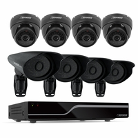Defender Pro Sentinel 16CH H.264 1 TB Smart Security DVR  with 4 PRO/4 Dome Cameras and Smart Phone Compatibility (21185)<!--21185-->