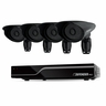 Defender PRO Sentinel 8CH H.264 1 TB Smart Security DVR  with 4 Ultra Hi-res Outdoor Surveillance Cameras and Smart Phone Compatibility (21112)