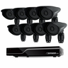 Defender PRO Sentinel 8CH Smart Security DVR with 8 Ultra Hi-res Outdoor Surveillance Cameras (21113)