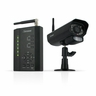 Defender PX301-012 Digital Wireless DVR Security System Receiver with SD Card  Recording and Long Range Night Vision Surveillance  Camera