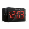 Defender ST300-SD Covert Alarm Clock DVR with Built-in Color Pinhole Surveillance Spy Camera and 2GB SD Card