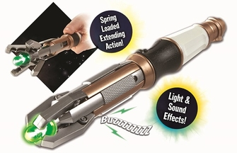 Doctor Who 11th Doctor Sonic Screwdriver<!--DW03407-->