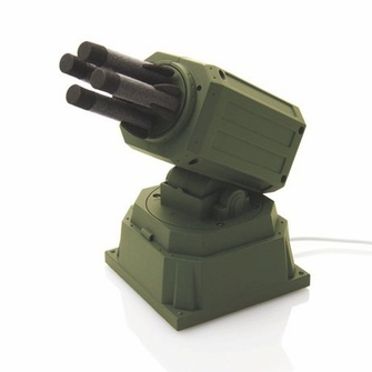Dream Cheeky Thunder Missile Launcher, USB Powered Office Toy Gadget (908)<!--DC908-->
