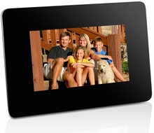 Electrohome EVPF300 7-inch LCD Ultra-Thin Widescreen Digital Photo Frame (SD and USB compatible)<!--EVPF300 -->