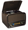 Electrohome Signature Retro Hi-Fi Stereo System with Record Player, CD, MP3 CDs, MP3, AM/FM, Vinyl-to-MP3 (EANOS700)