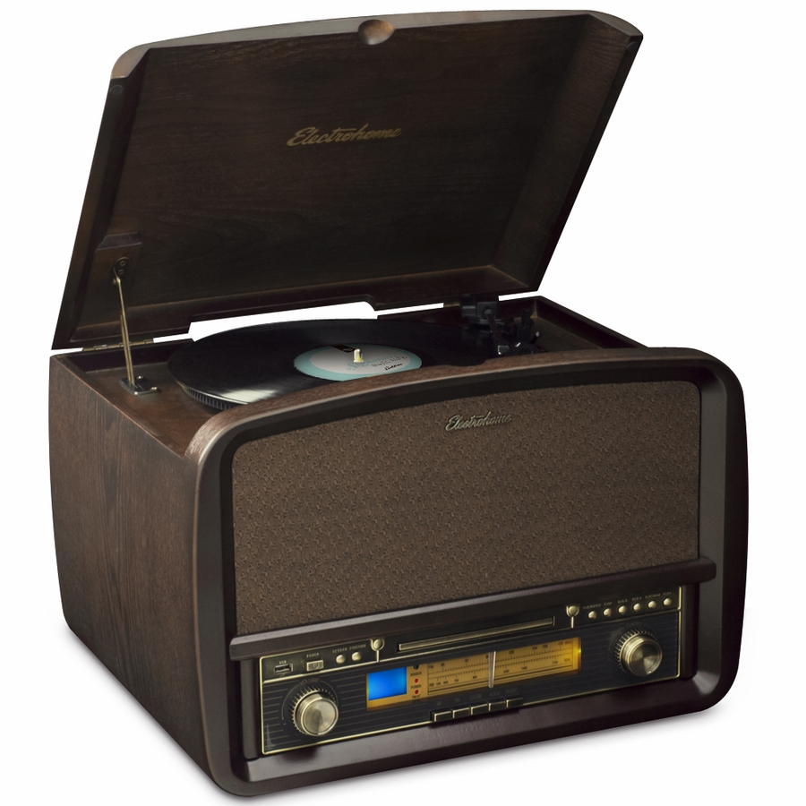 Electrohome Signature Vinyl Record Player Classic