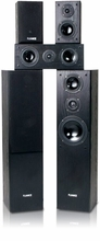 Fluance AVHTB+ Surround Sound Home Theater 5 Speaker System