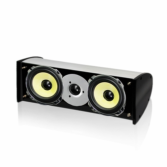Fluance ES1C Higher Fidelity Center Channel Speaker for Home Theater<!--ES1C-->