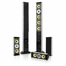 Fluance ESHTB Higher Fidelity 5 Speaker Surround Sound Home Theater System<!--ESHTB-->