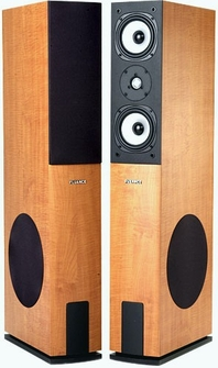 Fluance SV10 High-Fidelity Three-way Floorstanding Loudspeakers<!--SV10-->