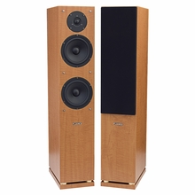Fluance SXHTBFR High Definition Two-way Floorstanding Main Speakers