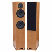 Fluance SXHTBFR High Definition Two-way Floorstanding Main Speakers<!--SXHTBFR-->