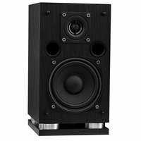 Fluance SXSS Surround Sound Single Speaker-Black<!--SXSSSINGLE-BK-->