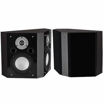Fluance XLBP-DW Wide Dispersion Bipolar Surround Sound Speakers for Home Theater -XLBP-DW<!--XLBP-DW-->