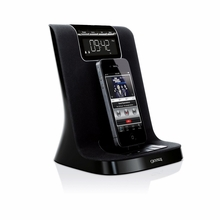Gear4 AlarmDock Halo 2 iPhone/iPod Speaker Dock & iOS Controlled FM Clock Radio - PG548US