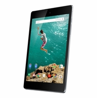 "Google Nexus 9 Tablet - 16GB, 2.3 GHZ, 8.9"" LCD, 8MP Rear Camera (White)<!--0P8210016WHT-->"
