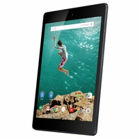 "Google Nexus 9 Tablet - 16GB, 2.3 GHZ, 8.9"" LCD, 8MP Rear Camera (Black)<!--0P8210016BLK-->"