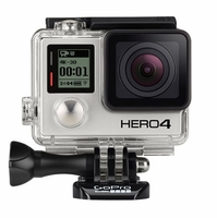 GoPro HERO4 Black with 4K30, 2.7K604 and 1080p120 video<!--CHDHX401-->