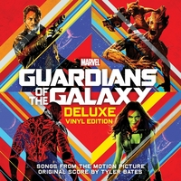 Guardians of the Galaxy: Awesome Mix Vol. 1 - Original Motion Picture Soundtrack and Score Deluxe LP Vinyl Edition<!--VLGOGDEL-->