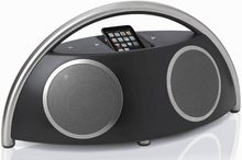 Harman Kardon GO + PLAY II Portable Loudspeaker Dock for iPod and iPhone - HKGOPLAY2BLKAM