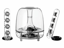 Harman Kardon Soundsticks III 2.1 Channel Multimedia Speaker System with Subwoofer - SOUNDSTICKS3AM