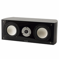 High Performance Two-way Center Channel Speaker - Dark Walnut (XL7C-DW)<!--XL7C-DW-->