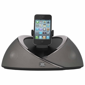 JBL On Beat Air Speaker Dock with Airplay Music Streaming for iPad, iPod, iPhone<!--JBLONBEATAIRAM-->