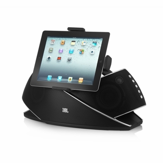 JBL OnBeat Xtreme High Performance Rotating Loudspeaker Dock with Bluetooth Wireless Music Streaming - JBLONBEATXTAM<!--JBLONBEATXTAM-->