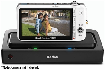 Kodak 8951956 EasyShare HDTV Dock with 1080i Still Photography Display and 720p HD Video Playback<!--KODAK8951956-->