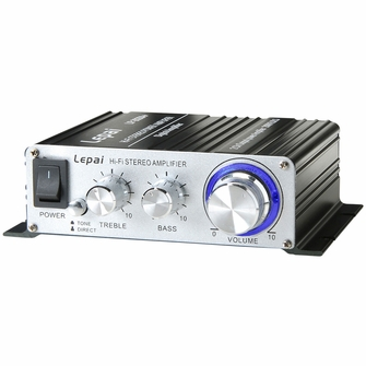 Lepai LP-2020A+ Tripath Class-T Mini Audio Amplifier<!--LP2020A-->