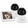 Levana Astra 3.5 inch PTZ Digital Baby Video Monitor with Talk to Baby Intercom (2 Camera Set) - 32010