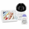 LEVANA Astra Digital Baby Video Monitor with Levana Powered by Snuza Oma+ Portable Baby Movement Monitor System-32045