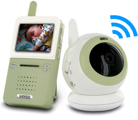 amazoncom levana babyview20 interference free digital wireless personal blog. Black Bedroom Furniture Sets. Home Design Ideas