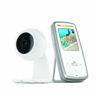 "Levana ERA Elite 2.4"" Digital Wireless Video Baby Monitor with Zoom and Video Recording - 32103<!--32103-->"