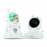 Levana Jena Digital Baby Video Monitor with 8 Hour Rechargeable Battery and Talk to Baby Intercom - 32111