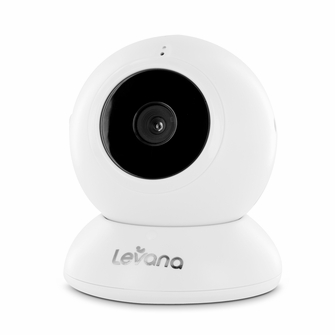 Levana Lila Additional Night Vision Camera with Invisible LEDs and Talk to Baby Two-way Intercom (32002)<!--32002-->