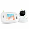 "Levana LV-TW502 Safe N See Advanced 3.5"" Digital Video Wireless Baby Monitor with Talk to Baby Intercom and Remote Controlled Lullabies"