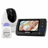 Levana Ovia Digital Baby Video Monitor with Levana Powered by Snuza Oma+ Portable Baby Movement Monitor System-32051