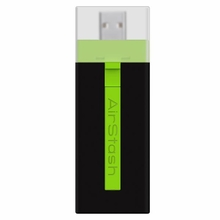 Maxell AirStash Wireless Expandable 8GB Flash Drive - A02
